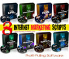 Internet marketing tools scripts