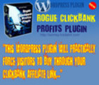 Thumbnail New WordPress Plugin- Rogue Clickbank Profits
