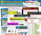Thumbnail 10 Premium Affiliate Website Templates