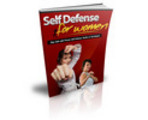 Thumbnail Self Defense For Woman