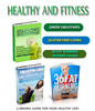 Thumbnail Health and Fitness - 3 ebooks
