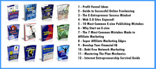 12 pack ebook - Internet Marketing