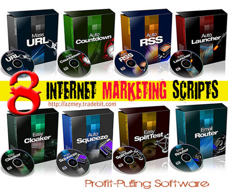 Product picture Internet marketing tools scripts