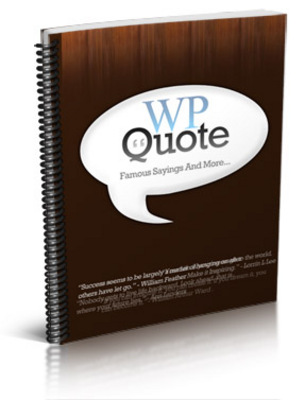 Product picture WP plugin - WordPress Quote