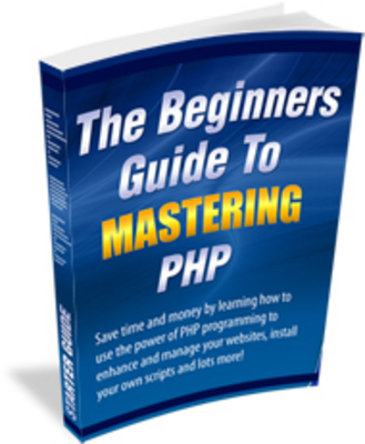 Product picture Php For Beginner