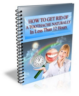 Product picture Toothache Remedies-plr