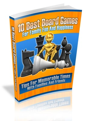 Product picture The Best Board Games For Family