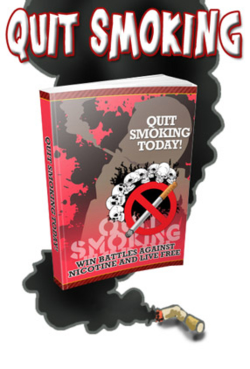 Product picture QUIT Smoking Today