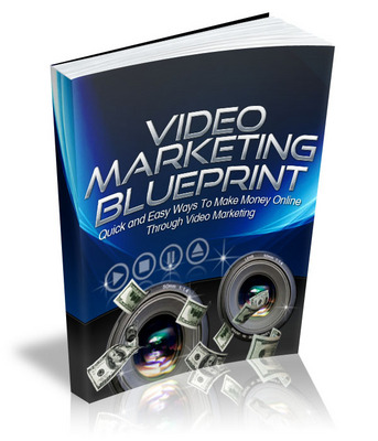 Product picture Video Marketing Blueprint
