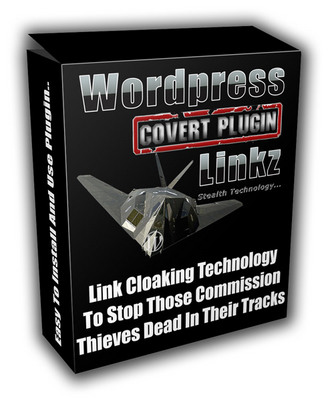 Product picture WP Covert Linkz Plugin