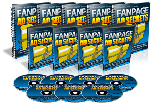 Product picture FAN PAGE AD SECRETS