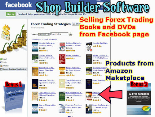 Product picture Facebook Shop Builder