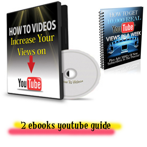 Product picture How To Increase Your Youtube Views fast!