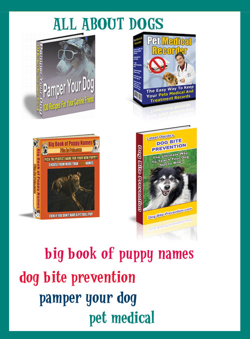 Product picture Dog guide ebook pack