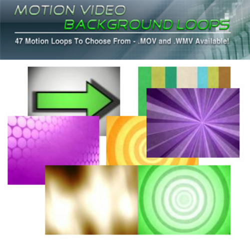 Product picture Motion Loops Video Background