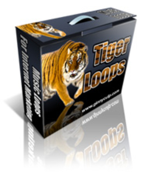 Product picture Background music videos-tiger loops