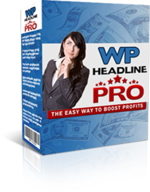 Product picture Wordpress Headline Plugin