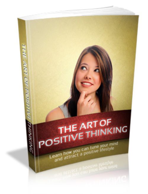 Product picture The Art Of Positive Thinking