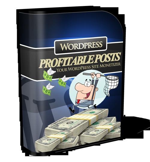 Product picture WordPress PROFITABLE POST plugin