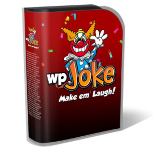Product picture  The WPJoke Plugin For Wordpress