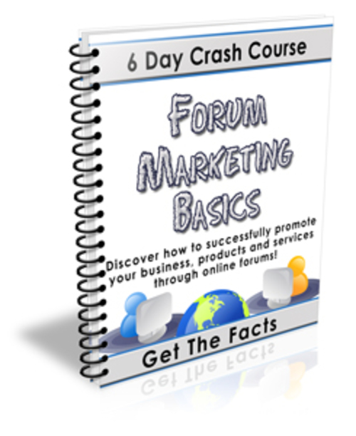 Product picture Forum Marketing Basic