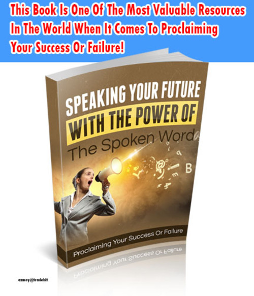 Product picture Speaking Your Future