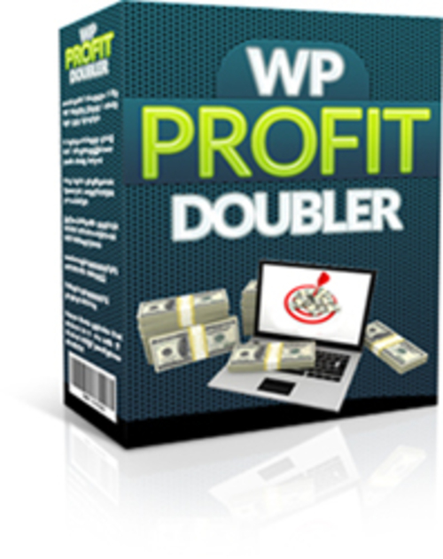 Product picture Profit Doubler WP plugin