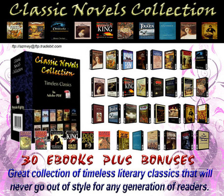 Product picture Classic Novels Collection