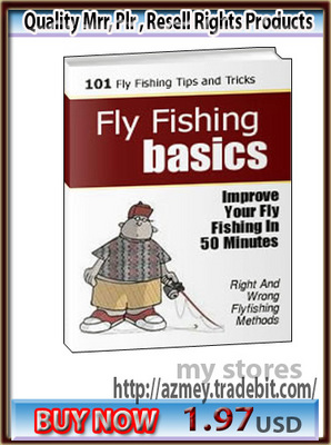Product picture FLY FISHING TIPS