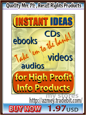 Product picture INSTANT IDEAS