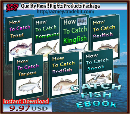 Product picture 7 CATCH FISH SECRETS EBOOK