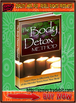 Product picture BODY DETOX METHOD