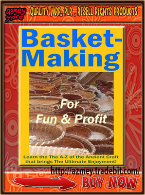 Product picture BASKET MAKING