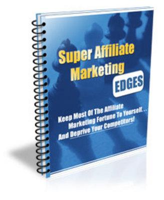 Product picture Super Affiliate Marketing Edges
