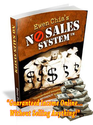 Product picture No Sales System with Mrr