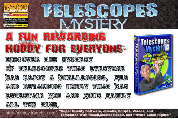 Product picture Telescopes Mystery_plr