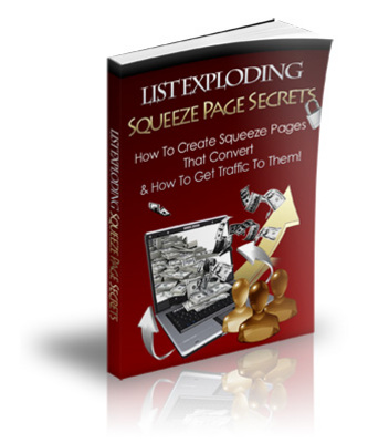 Product picture SQUEEZE PAGE SECRETS