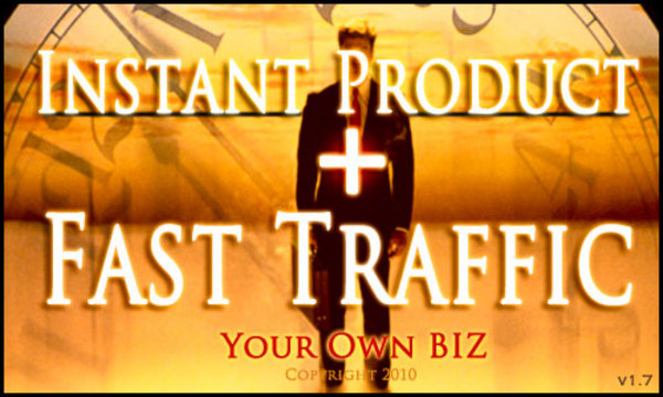 Product picture Instant Product Fast Traffic