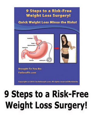 Product picture 9 Steps to a Risk-Free Weight Loss Surgery!