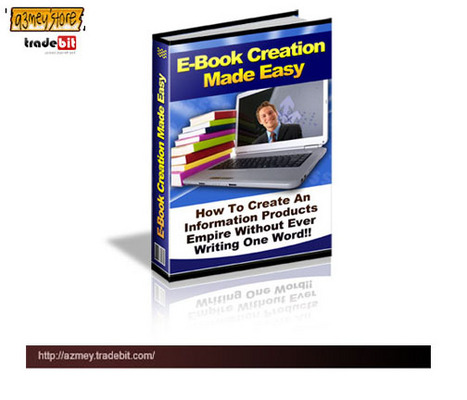 Product picture EBOOKS CREATION